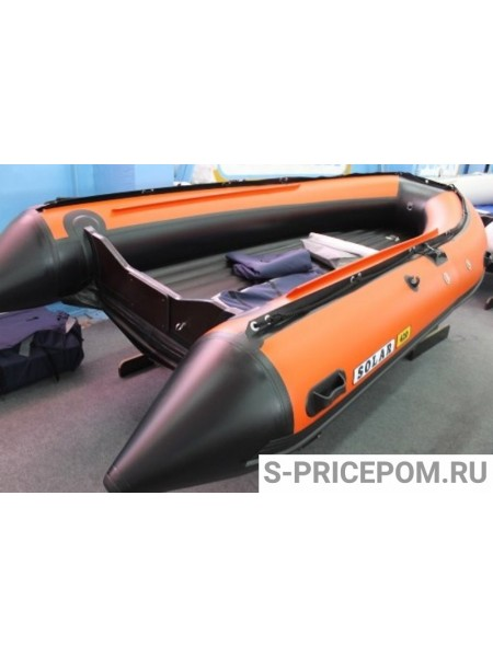 Надувная лодка Solar-420 К Максима