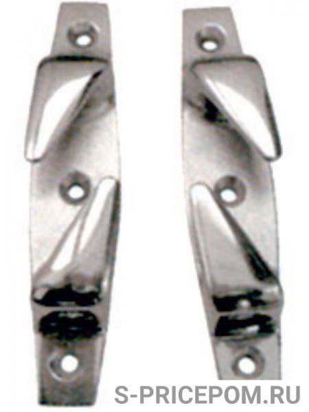 Киповая планка( полуклюз ) угловая 155 мм
