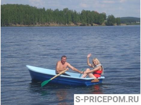 Стеклопластиковая лодка Тортилла-3