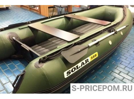Надувная лодка ПВХ Solar-350 Максима