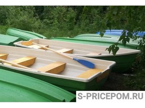 Стеклопластиковая лодка Тортилла-395 Эко
