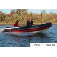 Надувная моторная лодка RIB FORTIS 450T