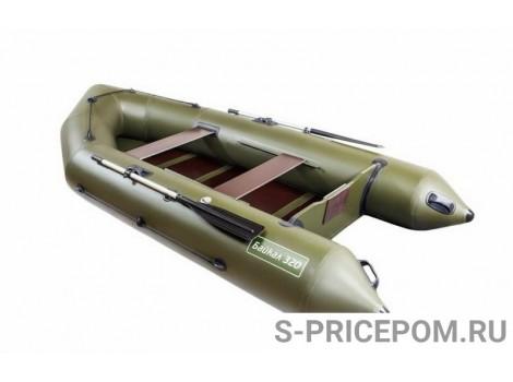 Надувная лодка ПВХ Байкал 320М