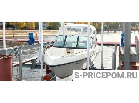 Судоподъемник для катеров, яхт, гидроциклов 4 т