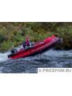 Надувная лодка ПВХ Фрегат M-400 FM Lux