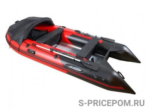 Надувная лодка ПВХ Gladiator Active С370AL