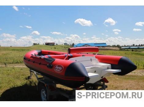 Надувная моторная лодка RIB FORTIS 450R