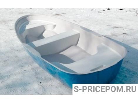 Стеклопластиковая лодка Стелс 350
