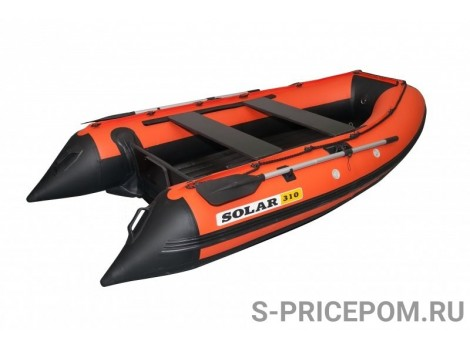 Надувная лодка ПВХ Solar-310 Максима