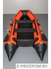 Надувная лодка ПВХ Solar-420 tunnel JET