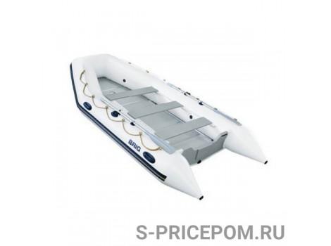 Надувная лодка ПВХ BRIG B420HD