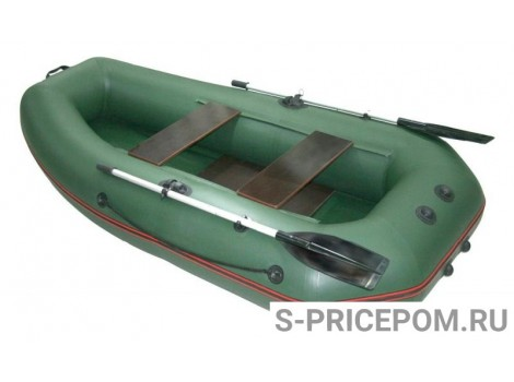 Надувная лодка ПВХ Мнев и К Мурена 300 МS3