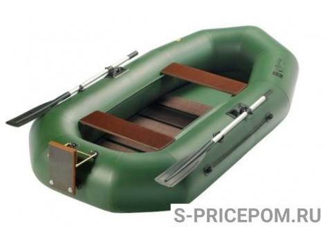 Надувная лодка ПВХ Таймень А-260 РС ТР