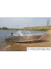 Алюминиевая лодка WINDBOAT 45ME