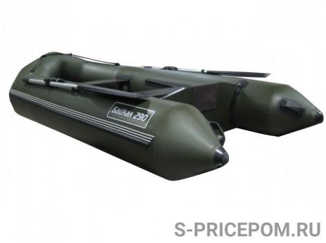 Надувная лодка ПВХ Байкал 290МК