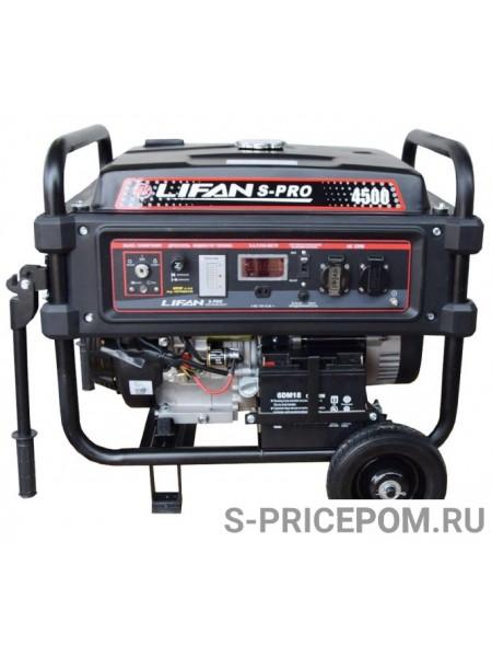 Генератор LIFAN S-PRO 4500