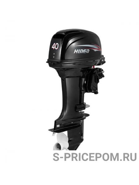 Лодочный мотор Hidea HD40FES-T (гидроподъем)