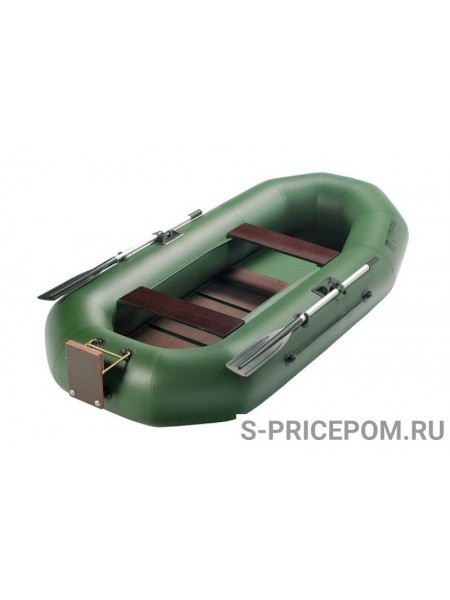 Надувная лодка ПВХ Таймень N-270 РС ТР