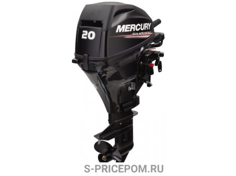 Лодочный мотор Mercury ME F 20 E