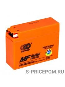 Аккумулятор гелевый GT4B-5, Outdo