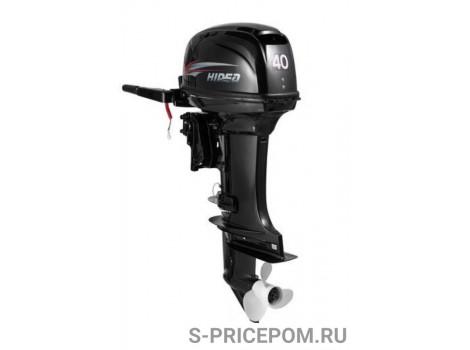 Лодочный мотор Hidea HD40FHS (ручн.)