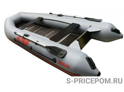 Надувная лодка Альтаир SIRIUS-315L
