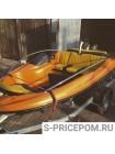 Стеклоплатстиковый катер Стелс Мираж 43