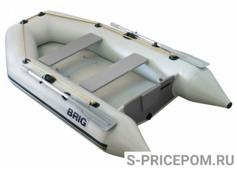 Надувная лодка ПВХ BRIG Dingo D265W