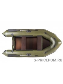 Надувная лодка ПВХ Байкал 290М