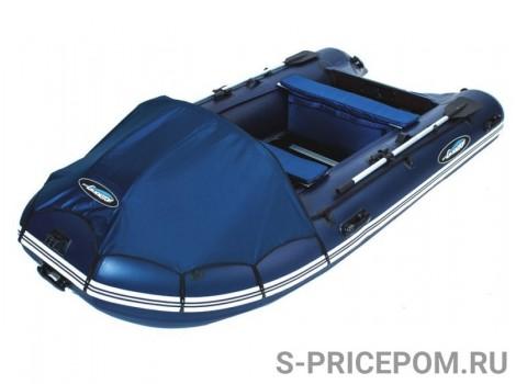 Надувная лодка ПВХ Gladiator Professional D420DP