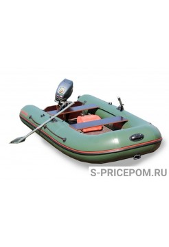 Надувная лодка ПВХ Мнев и К Catfish-340