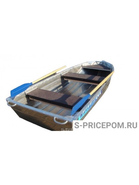 Алюминиевая лодка Вятка-Профи 30