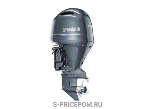 Лодочный мотор Yamaha F150DETX