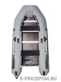 Надувная лодка ПВХ НПО Наши лодки Патриот 340 Light