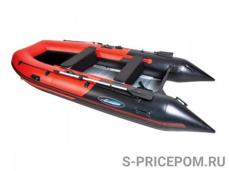Надувная лодка ПВХ Gladiator Heavy Duty HD430AL