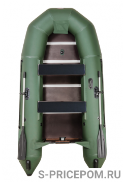 Надувная лодка ПВХ НПО Наши лодки Скайра 295 Оптима Plus