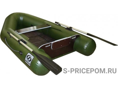 Надувная лодка ПВХ Фрегат 230 E