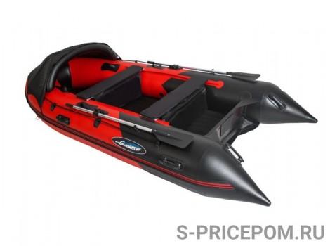 Надувная лодка ПВХ Gladiator Air E380