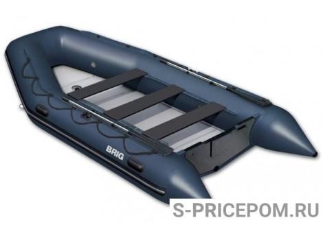 Надувная лодка ПВХ BRIG B380