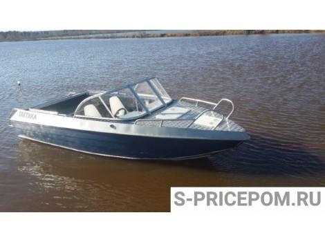 Алюминиевая лодка Тактика 500 classic