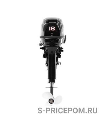 Лодочный мотор Hidea HD 9.9 PRO FES (дистанция)