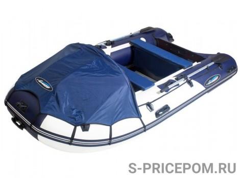Надувная лодка ПВХ Gladiator Professional D370DP