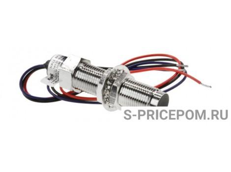 Датчик тахометра 3 провода, 80х60 мм, 0-200000 Гц, прямоугольный импульс, резьба М18х1.5
