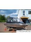 Алюминиевая лодка Тактика 470 C