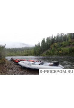 Надувная лодка ПВХ Solar-555 К Максима