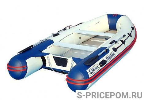 Надувная лодка ПВХ YAMARAN S390
