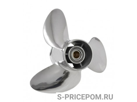 Винт гребной Suzuki DT150-225/DF150-300;3x14.8x16 стальной, Solas