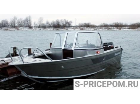 Алюминиевая лодка WINDBOAT-45DCM