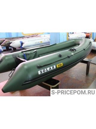 Лодка надувная Solar Оптима-310