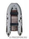 Надувная лодка ПВХ НПО Наши лодки Навигатор 290 Эконом Plus
